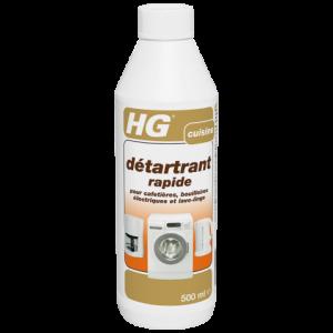 Détartrant rapide HG   Flacon de 500 ml