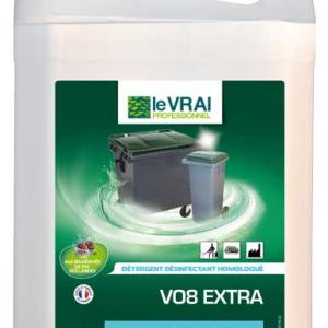 Désinfectant VO8 EXTRA – LE VRAI Professionnel – 5L