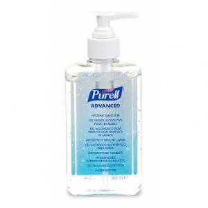 PURELL® Advanced Gel Hydro-Alcoolique pour les Mains | 1 flacon pompe 350 ml
