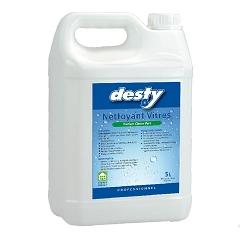 Nettoyant professionnel pour vitres – bidon 5 litres   Manihygiene