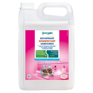 Enzypin Detergent Detartrant Sanitaires/5L