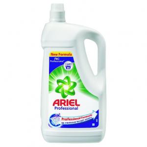 Lessive liquide 85 doses Ariel Professional | bidon de 5,25 L
