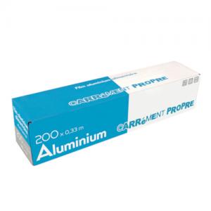 Aluminium professionnel en rouleau   200 x 45 cm