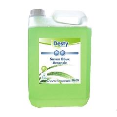 Savon amande douce | écolabel | DESTY GREEN 5 L