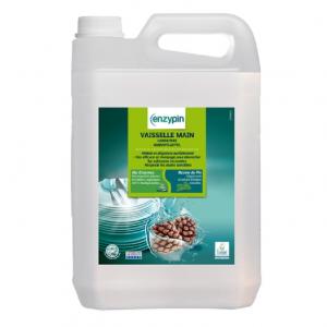 ENZYPIN Liquide Vaisselle Main 5 L | Le Vrai Professionnel
