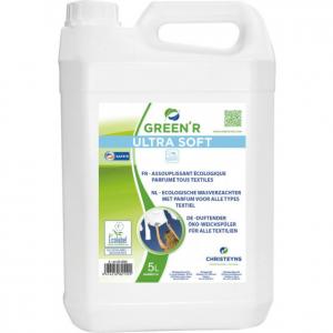 green'r ultra soft 5l assouplissant ecologique